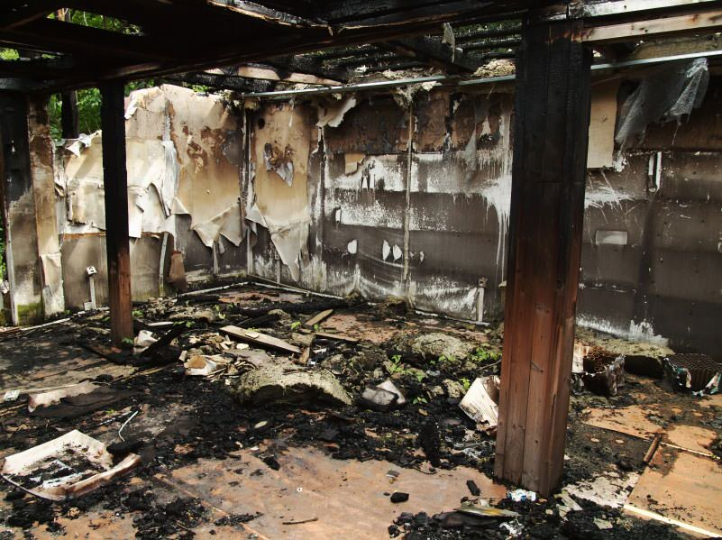 Fire Damage Restoration Arlington Heights Palatine Des